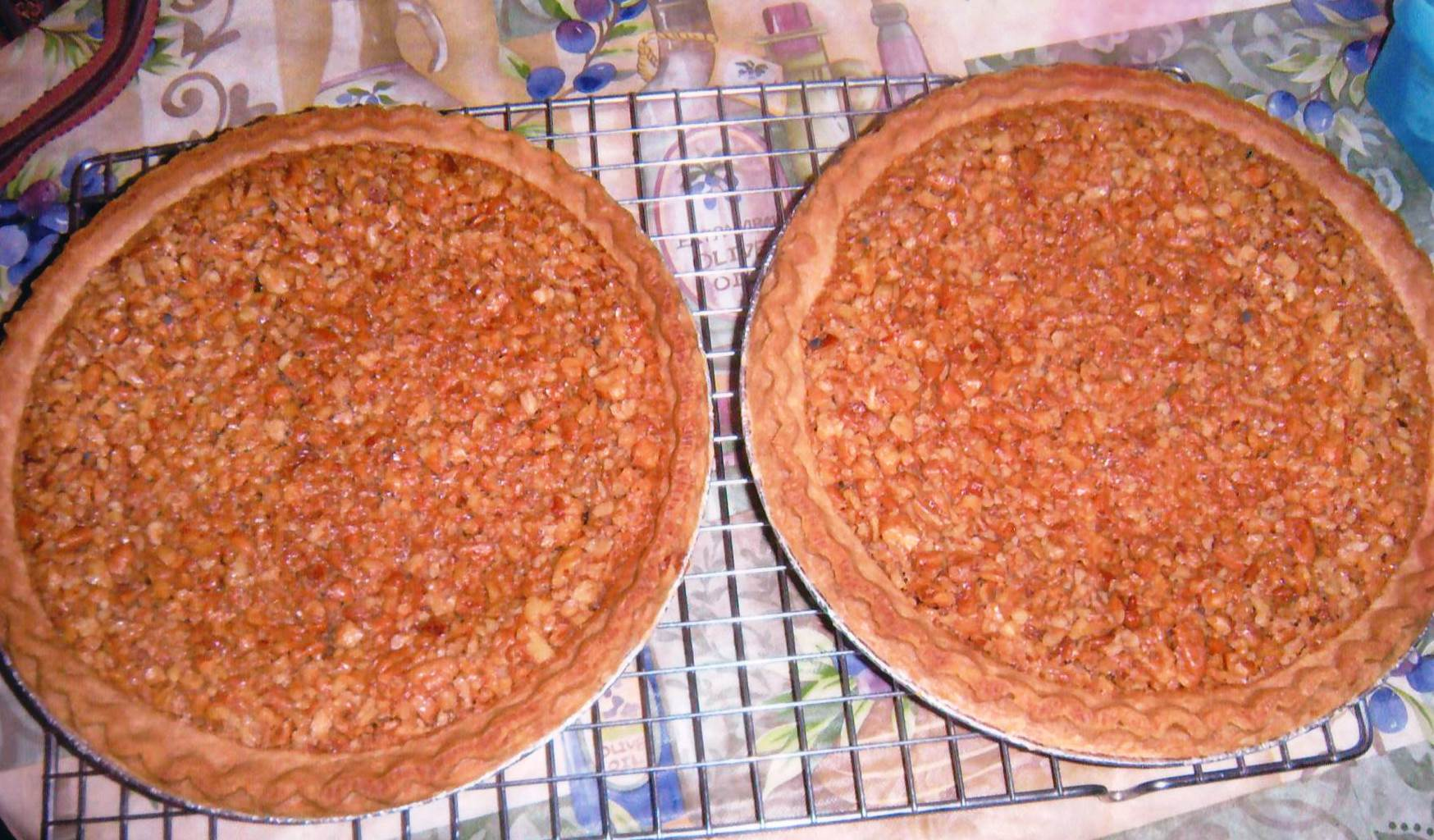 Southern Pecan Pies