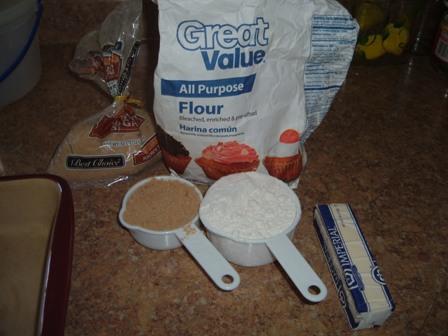 pecan pie bars crust ingredients
