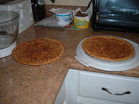 southern pecan pies