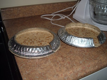pies ready to cook