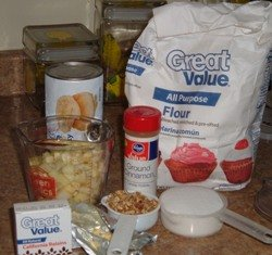 apple pecan biscuit ingredients